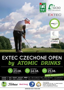 EXTEC CzechOne Open by Atomic Drinks - Schedule