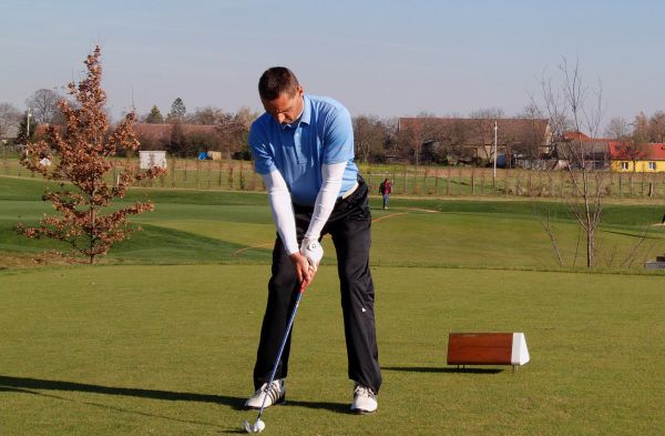 Roman Šebrle - from Top Athletics to Golf