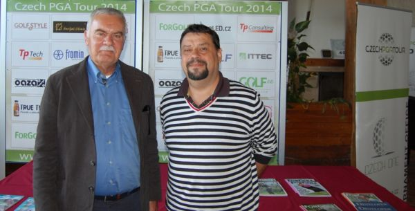 Cooperation with Gecko Pro Golf Tour