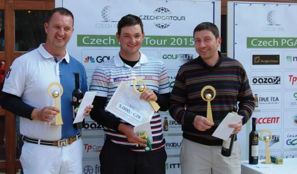 Czech PGA Tour 2015 Launched with PRO-AM at Konopiste