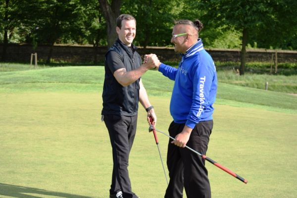 Play Off Sets the Winning team in Austerlitz PRO-AM