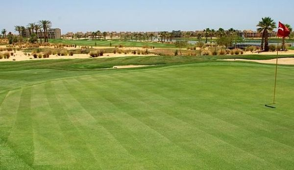 Prague Golf Teams Season Starts in Egypt